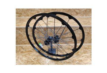 Košík TACX - Ciro červená/karbon - 1