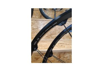 Košík TACX - Ciro bílá-matná/karbon - 1