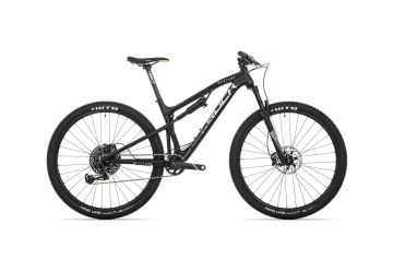 Rock Machine Blizzard XCM 90-29 25th Anniversary mat black/silver/black 2019 - 1