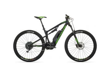 Rock Machine Blizzard e50-29 mat black/neon green/dark grey 2019 - 1