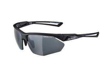 Sportovní brýle Alpina Nylos HR,Black - 1