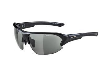 Sportovní fotochromatické brýle Alpina Lyron HR VL,Black - 1