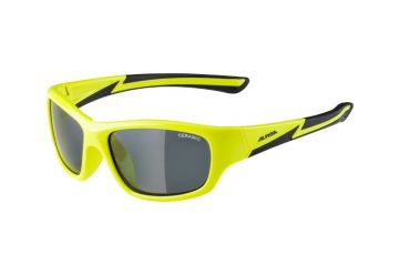 Dětské sportovní brýle Alpina Flexxy Youth,Neon yellow-black - 1