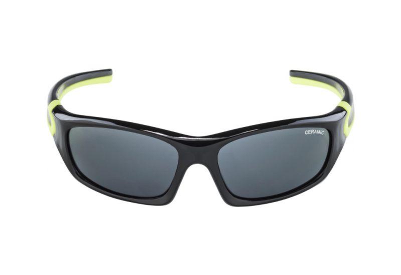 Dětské sportovní brýle Alpina Flexxy Teen,Black-neon yellow - 2