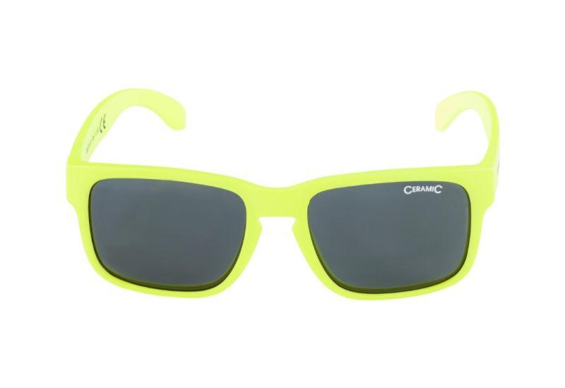Dětské brýle Alpina Mitzo,Neon yellow - 2