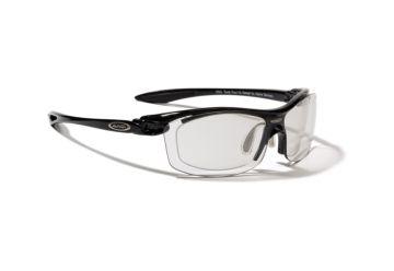 Sportovní dioptrické fotochromatické brýle Alpina PSO Twist Four VL+,Shiny Black - 1