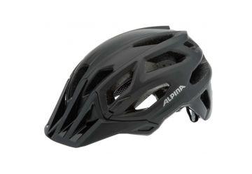 Cyklistická helma Alpina GARBANZO, black - 1