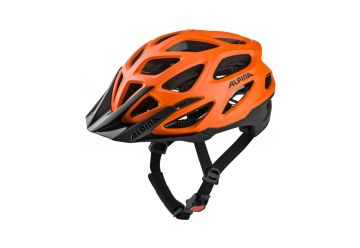 Cyklistická helma Alpina MYTHOS 30 LE orange-black - 1