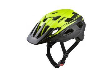 Cyklistická přilba Alpina ANZANA L.E. be visible-black - 1