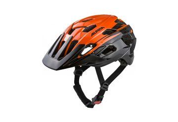 Cyklistická helma Alpina ANZANA orange-black - 1