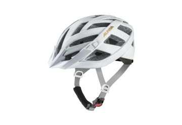 Cyklistická helma Alpina Panoma Classic white-prosecco - 1