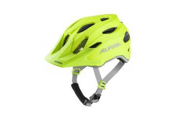 Cyklistická helma Alpina CARAPAX JR. Flash be visible - 1