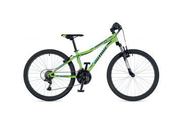 Cyklistická helma Alpina CARAPAX JR. black-neon yellow - 1