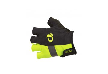 PEARL iZUMi ELITE GEL rukavice, SCREAMING žlutá, M - 1
