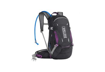 CAMELBAK batoh LUXE LR 14 Charcoal/Light Purple - 1
