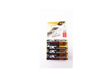 BC Batteries - LR03 1,5V AAA 4KS - 1