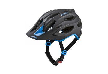 Cyklistická helma Alpina CARAPAX 2.0 black-blue - 1