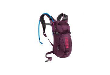 CAMELBAK batoh LUXE LR 14 Charcoal/Light Purple - 1