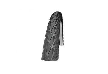 Plášť Schwalbe Energizer Plus Tour 26x1.75 GreenGuard černá+reflexní pruh - 1