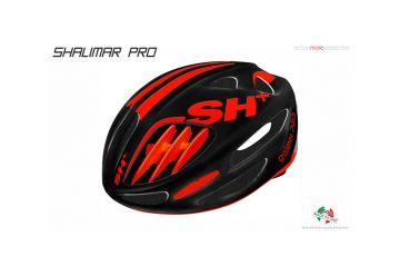 Silniční helma SH+ SHALIMAR PRO, black matt/red - 1