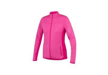 Etape - dámský dres LISSA, růžová melír - 1