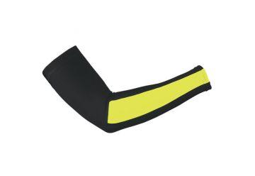 Etape - návleky na RUCE, černá/žlutá fluo - 1