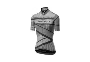 Castelli – dámský dres Millerighe, white/black - 1
