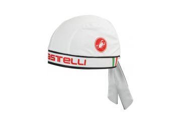 Castelli Bandana,White - 1