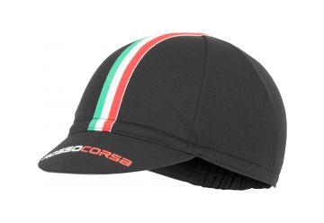 Čepice Castelli Cycling Cap ,Black - 1