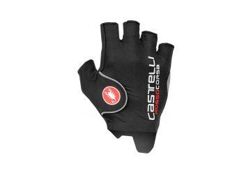Castelli – rukavice Rosso Corsa Pro, black - 1