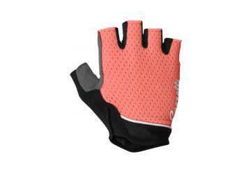 Castelli - dámské rukavice Roubaix W Gel, salmon - 1