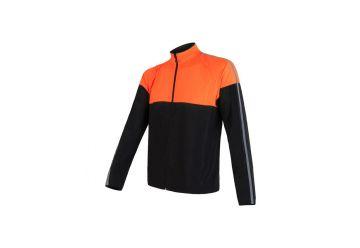 SENSOR NEON pánská bunda černá/reflex oranžová - 1