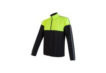 SENSOR NEON pánská bunda černá/reflex žlutá - 1