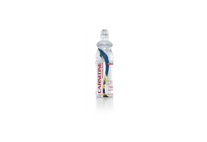 Nutrend - CARNITINE ACTIVITY DRINK 750ml,Ostružina+Limetka - 1