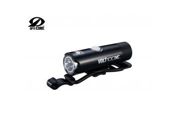 Světlo př. Cateye Cat HL-EL051RC Volt100XC černá - 1