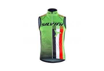 Silvini vesta Team MJ818,green - 1