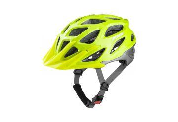 Cyklistická helma Alpina MYTHOS 30 be visible-silver - 1