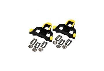 Kufry Shimano - SM-SH11 Cleat Set Žluté +/- 6° - 1