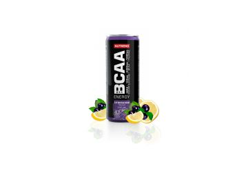 Nutrend - BCAA ENERGY, 330 ml,citrus + acai - 1