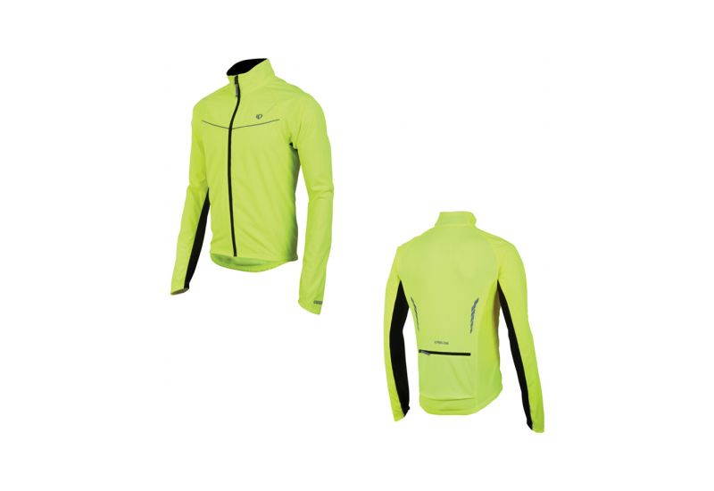 Pearl Izumi bunda Select Thermal Yellow - 1