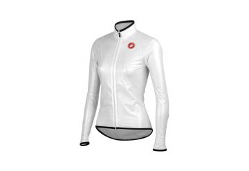 Castelli bunda Sottile W Jacket,White - 1