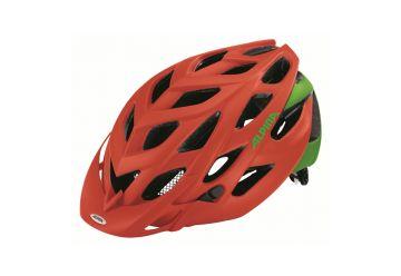 Přilba Alpina D-Alto L.E. , Neon red/green - 1