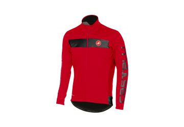 Castelli bunda RADDOPPIA JACKET,Red - 1