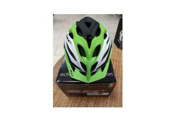 Silniční helma SH+ SHOT XC Green/white/black - 1