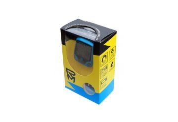 Rock Machine - F5 Wired modrý - 1