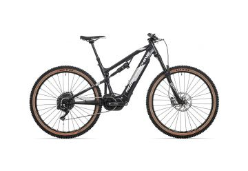 Rock Machine Blizzard INT2 e70-29 Di2 mat black/silver/black 2020 - 1