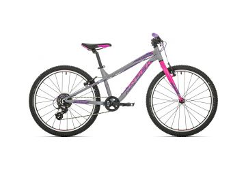 Rock Machine Thunder 24 gloss grey/pink/violet 2020 - 1