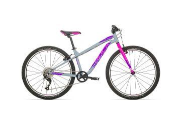 Rock Machine Thunder 26 (XS) gloss grey/pink/violet 2020 - 1