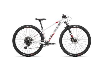 Rock Machine Thunder 29 HD LTD (XS) gloss silver/red/black 2020 - 1