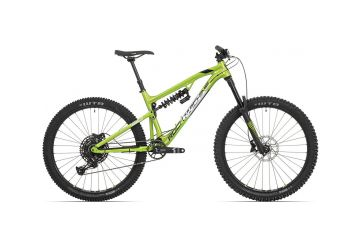 Rock Machine Blizzard 50-27 DVO green/gloss silver/black 2020 - 1